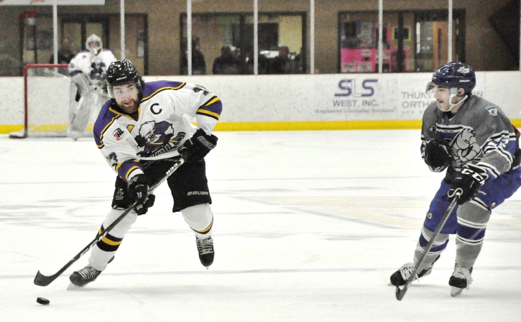 NAHL: Hard Work Sends Brooks Mitzel To Junior Hockey, And Now College
