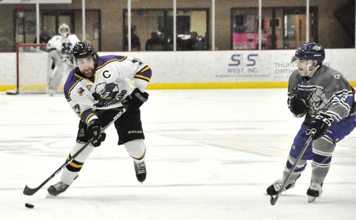 Hard Work Sends Brooks Mitzel To Junior Hockey And Now College