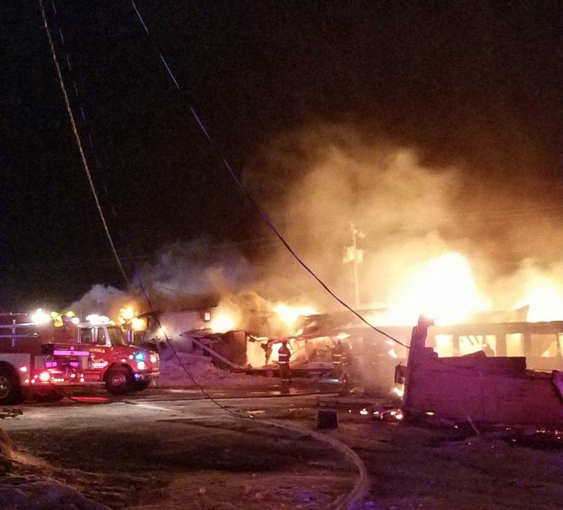 Kadoka motel suffers heavy damage in fire   Local ...