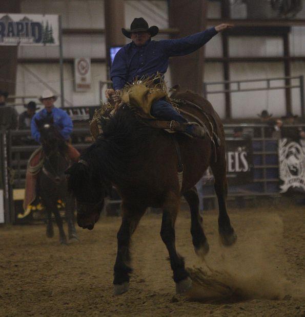 Saddle Bronc Match Stock Show Rapidcityjournal Com