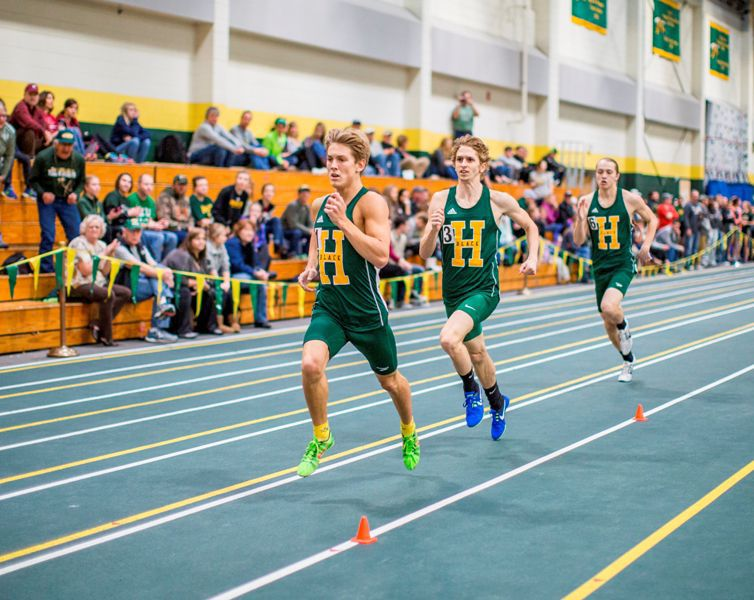 black hills state university track meet event