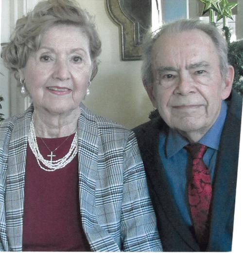 Frances and Marlin Legault