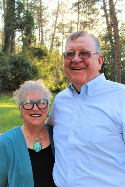Paulette and Ted Schenck