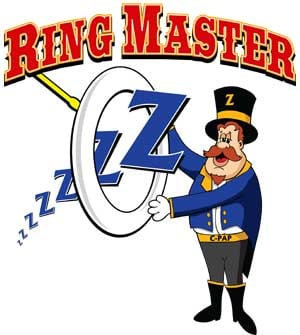 New from Simple Solutions2 the RingMaster CPAP hose holder!