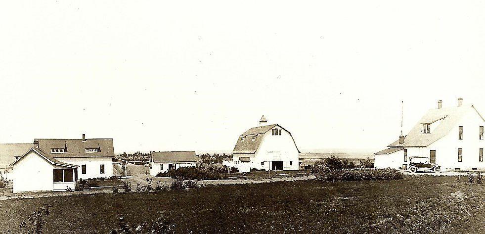 Experiment farm