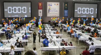 ICPC world finals