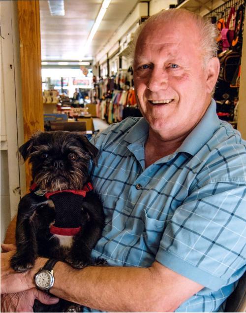 meyer, richard &dog