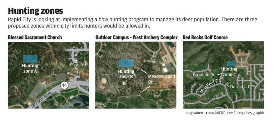 Bow hunting proposal headed for city council