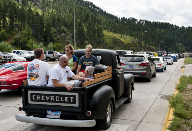 Cool cars make for Kool Nites in Deadwood