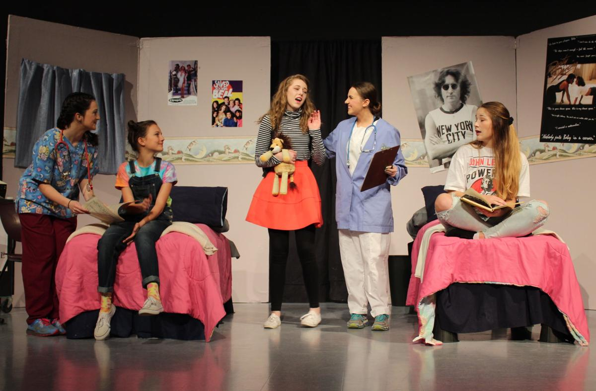 Chadron one-act hosting performances