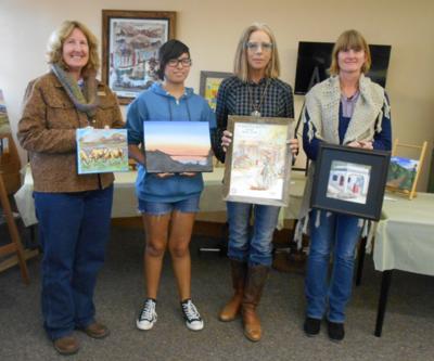 Plein Aire Art Event 2019 winners