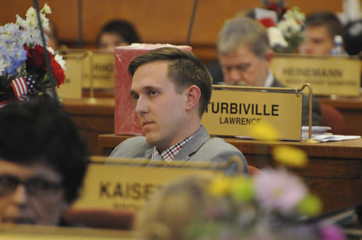 In South Dakota, lawmaker dealings with interns scrutinized (copy)