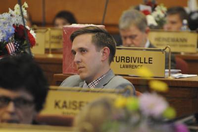 In South Dakota, lawmaker dealings with interns scrutinized (copy)