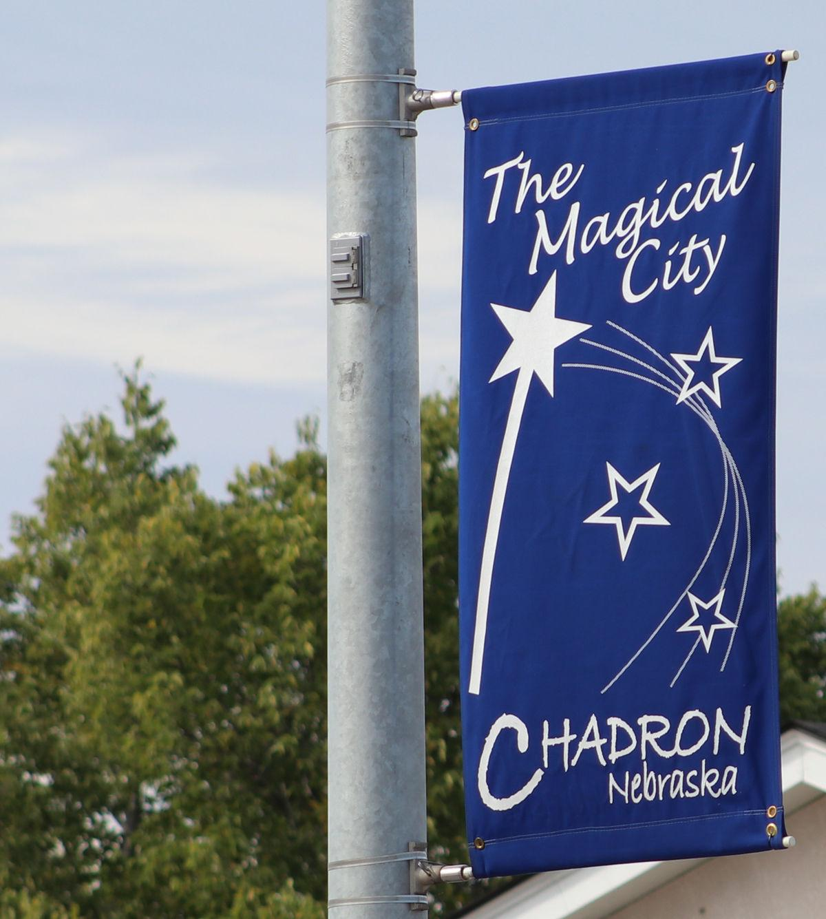 The Magical City Banners