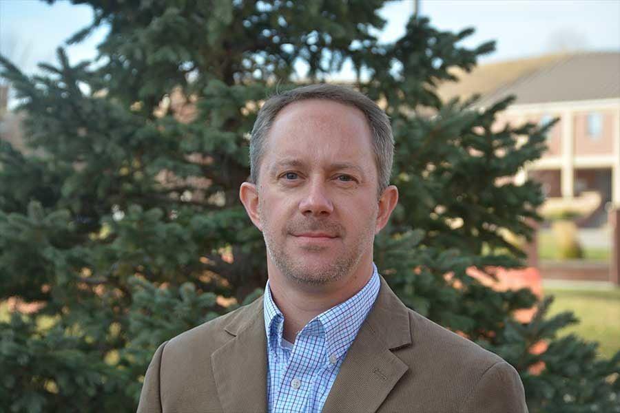 Provost Lance Roberts