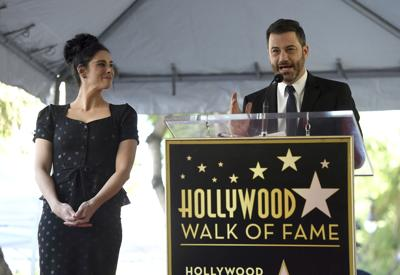 Sarah Silverman Honored with a Star on the Hollywood Walk of Fame