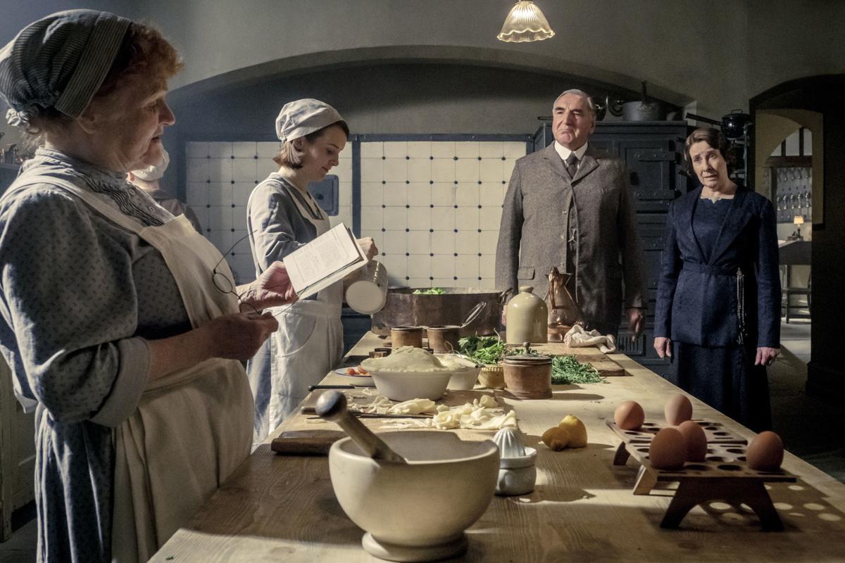 Film Review -Downton Abbey Primer