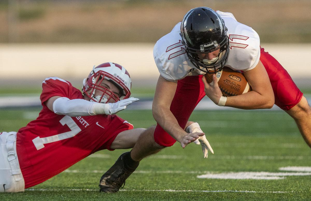 Brandon Valley 47, Rapid City Central 7