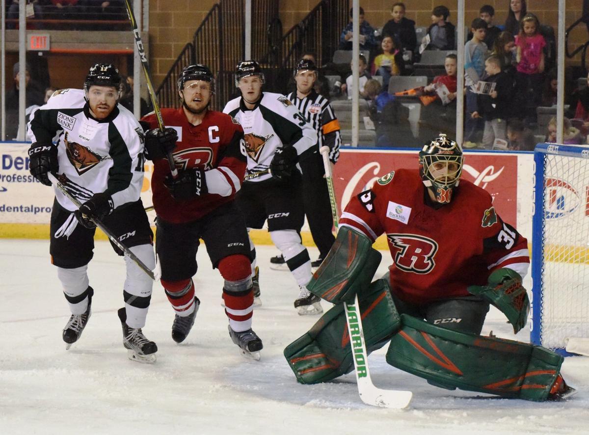 Rush hockey