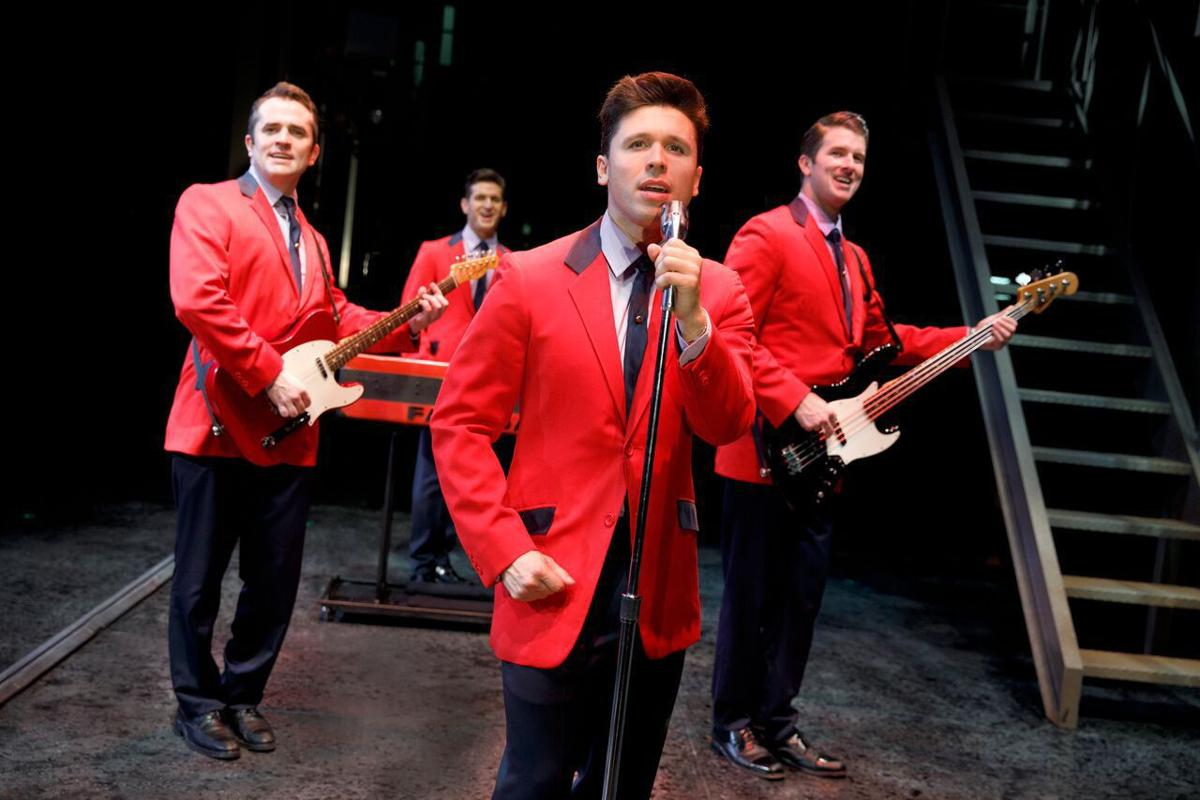 Jersey Boys -- COMPASS COVER