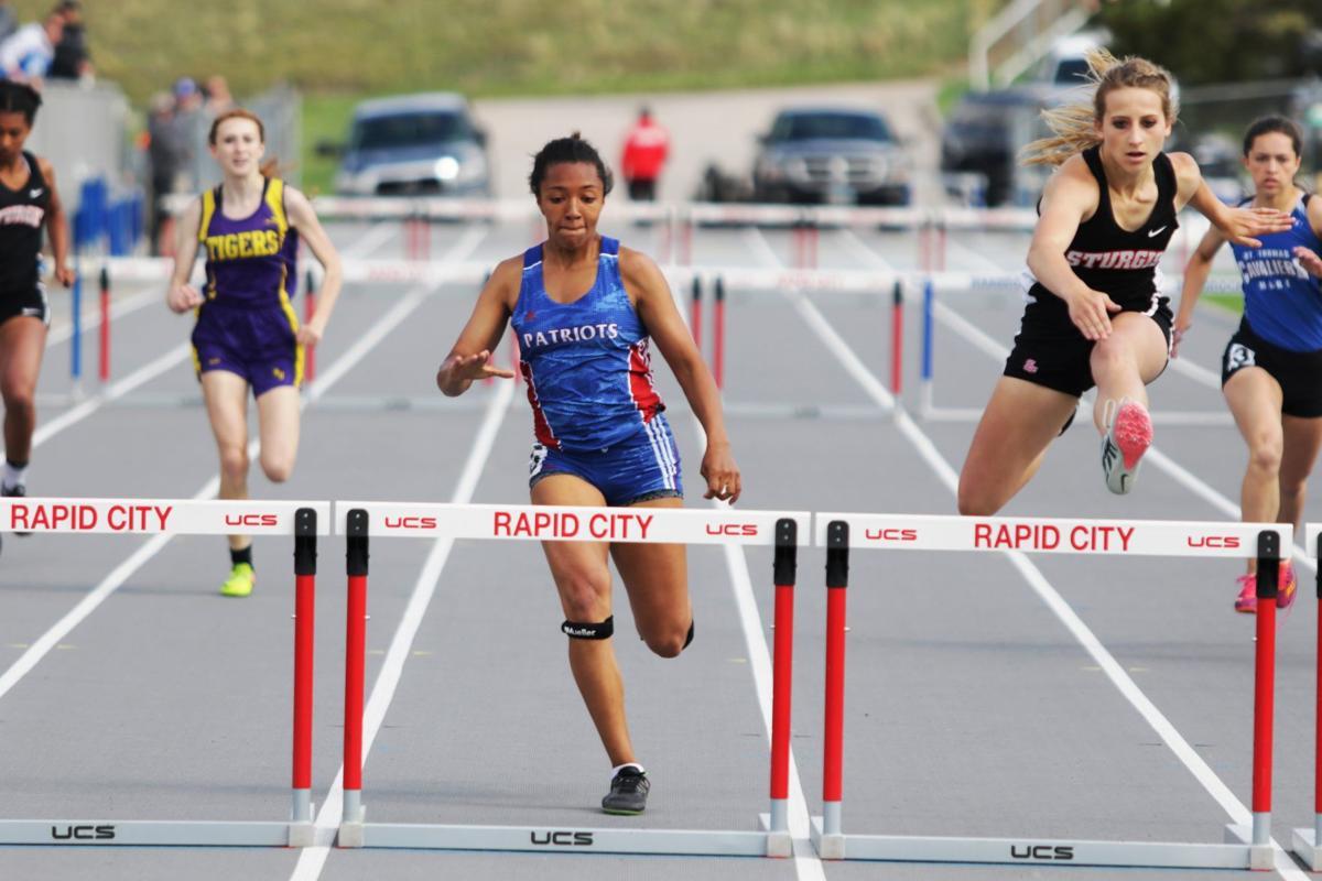 Tolliver Shaw  300 hurdles