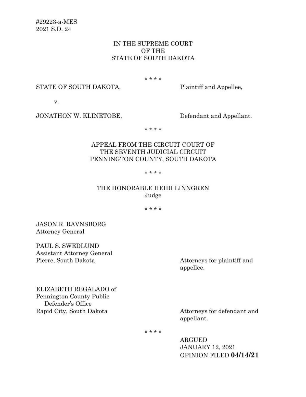 Supreme Court opinion