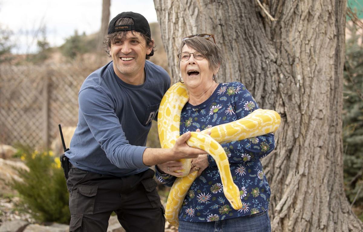 Terry and Sandra (Python)