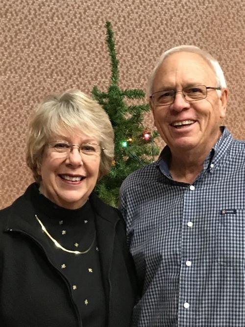 Linda and Frank Morrison