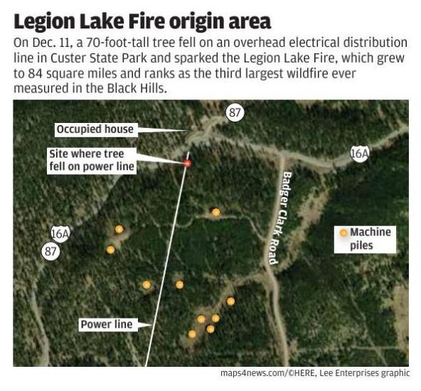 Months Since Legion Lake Fire Bring Questions About Staffing Slash