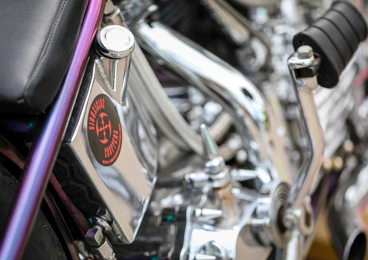 Bike of the day for day eight of the Sturgis motorcycle