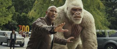 Film Review Rampage