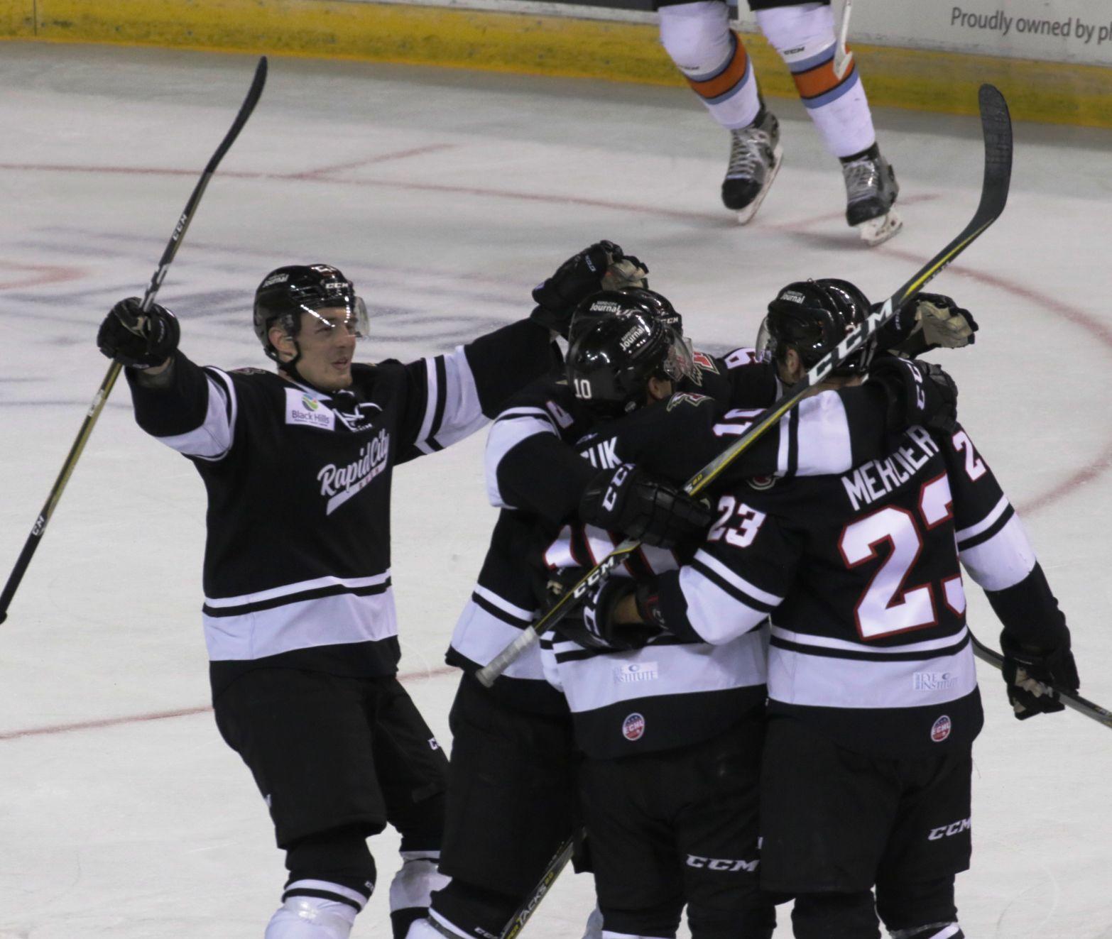 ECHL: Rush Riding Winning Streak After 3 Close Wins In Tulsa