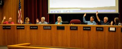 School Board Meeting and Election