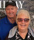 Bill and Marsha Sumpter