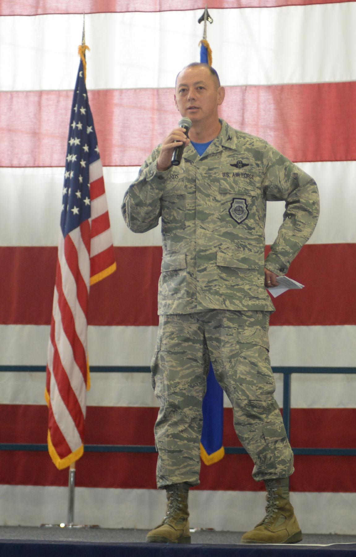 Wingman Day mentally, spiritually invigorates Airmen