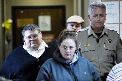 Ted Klaudt gets time added to prison sentence