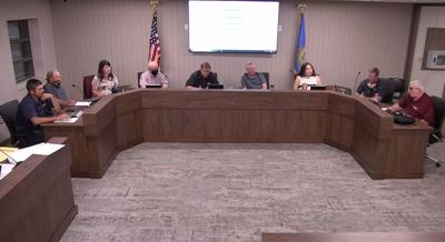 Sturgis City Council meeting