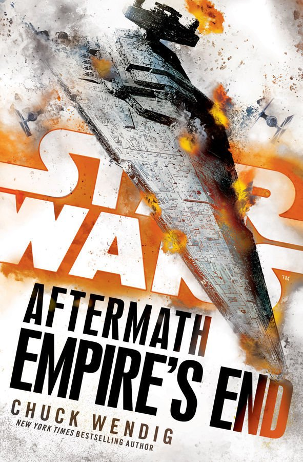 """""""Star Wars Aftermath: empire's End"""""""