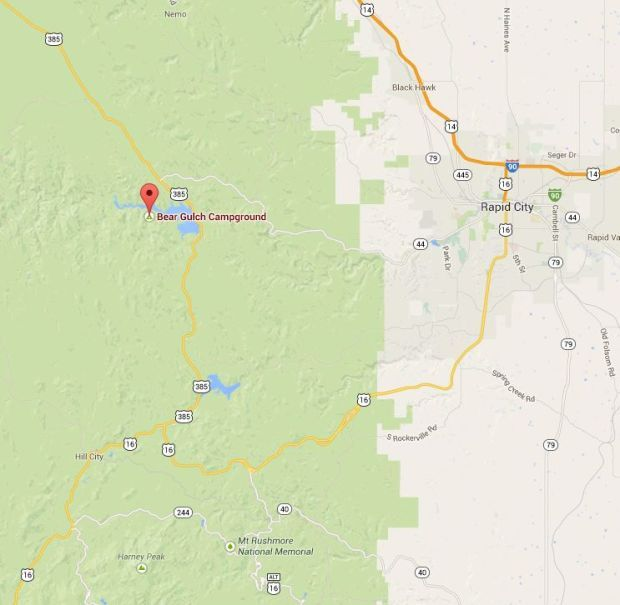 5 U.S. Forest Service campgrounds in the central Black Hills | Rcj ...