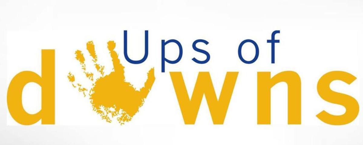 Ups of downs logo