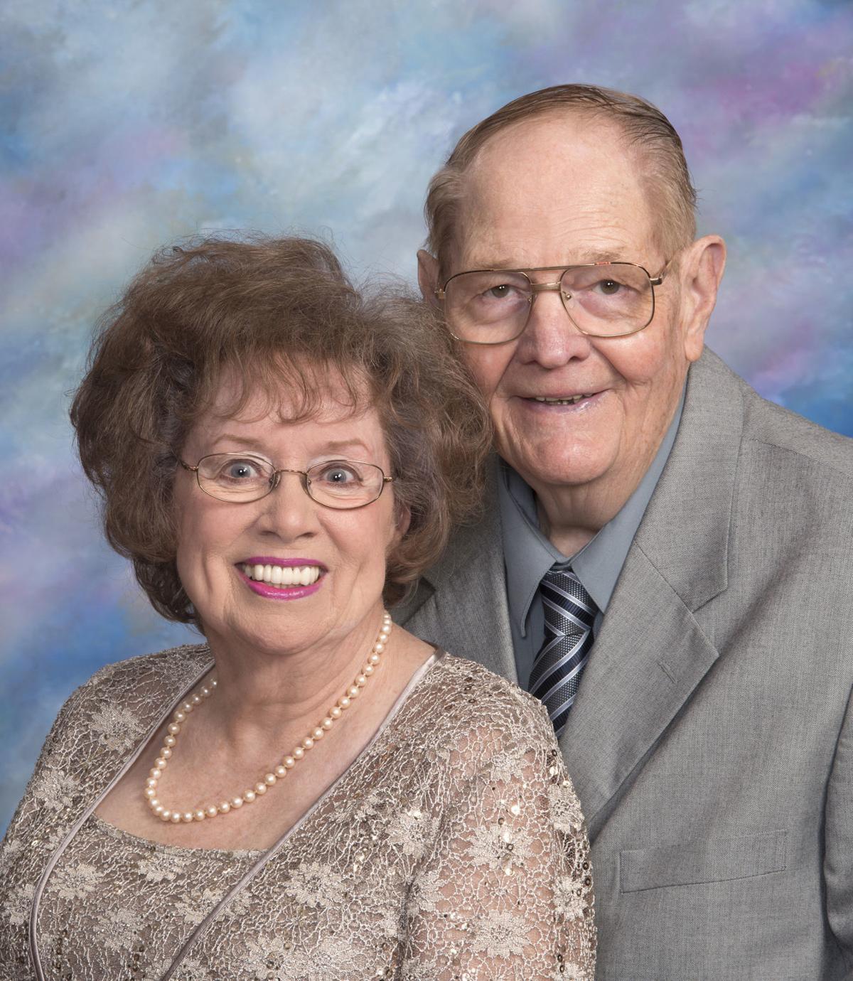 Karen Lantz and Larry Van Boening