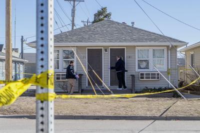 Price Motel crime scene