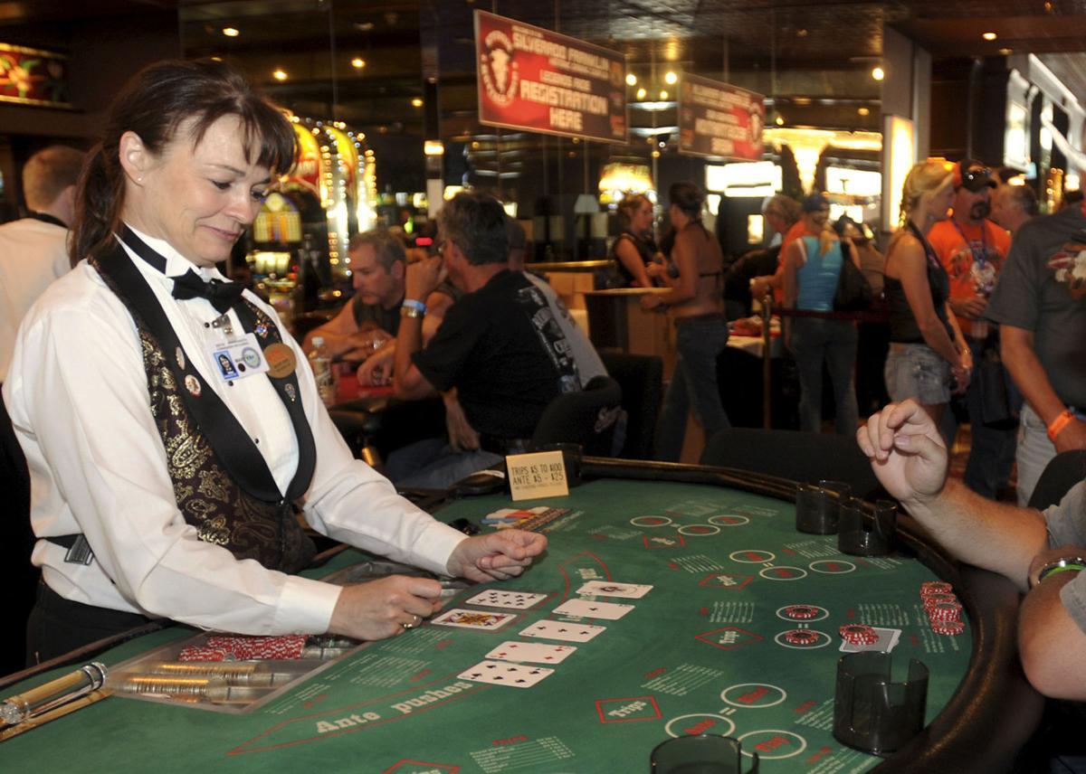 Deadwood gambling