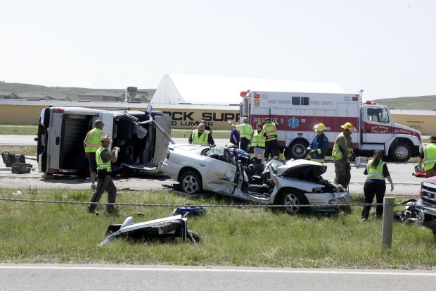 Interstate 90 wreck slows traffic, two injured | Local