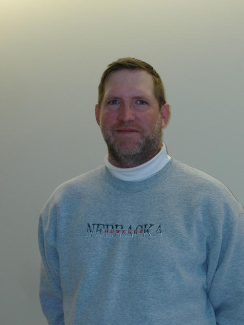 Pastor Bruce Scherbarth