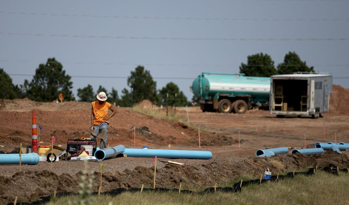 Public Works Committee to decide on water line