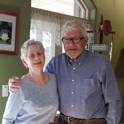 Elaine and Ron Ipswitch