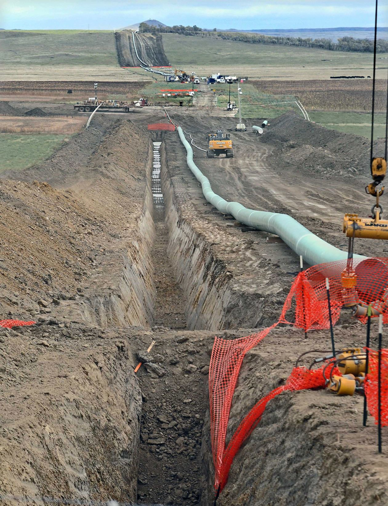 Dakota Access Pipeline Expansion