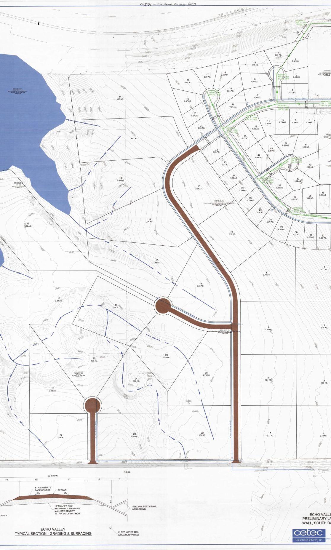 Echo Valley Subdivision