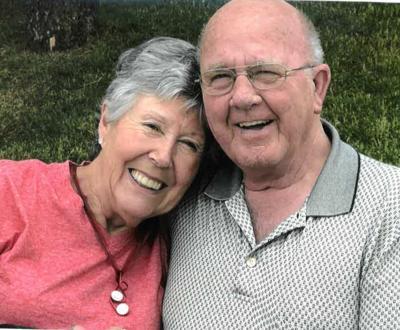 Shirley and Bob Mallow